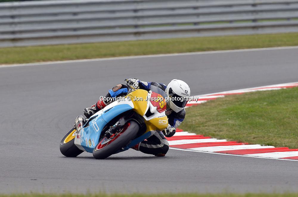 #75 James Perrin Perrin Racing - Go Racing Developments Yamaha Superstock 600