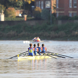 2016 Veteran Fours Head of the River