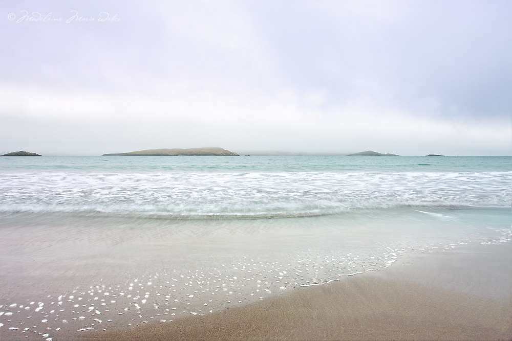 Misty Morning at White Strand Cahersiveen, County Kerry, Ireland / ch212