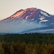 MT Adams wildfires