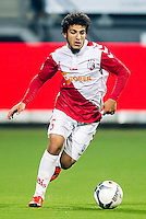 ROTTERDAM - SBV Excelsior - FC Utrecht , Voetbal , Eredivisie, Seizoen 2015/2016 , Stadion Woudestein , 03-10-2015 , FC Utrecht speler Yassin Ayoub