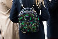 Versace Backpack at Ellery FW2017