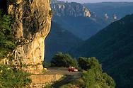 France, Languedoc Roussillon, Lozère, Cévennes, Gorges du Tarn