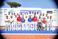 Giudici<br /> Campionati Giovanili nuoto FIN<br /> Roma Stadio del Nuoto Foro Italico 4 - 10 agosto 2014<br /> Day03 -61 agosto 2014<br /> Photo Diego Montano/Inside/Deepbluemedia