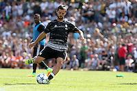 17.08.2016 - Villar Perosa - Vernissage -  Juventus A - Juventus B  nella  foto: Miralem Pjanic  - Juventus