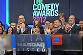 5/4/2012 - Comedy Central at the NASDAQ