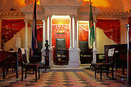 Masonic Lodge in Ciego de Avila city, Cuba.