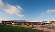 West Thurrock Primary School exterior, designed by Atkins Education Architects