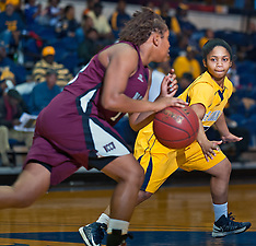 2012-13 A&T WBB vs NCCU