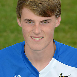 Eliot Green of Bristol Rovers u18s - Mandatory by-line: Dougie Allward/JMP - 07966386802 - 27/07/2015 - SPORT - FOOTBALL - Bristol,England - Golden Hill Training Centre - Bristol Rovers U18 Team Photo - Bristol Rovers U18 Team Photo