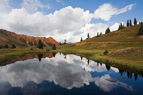 Gray Copper Gulch, Red Mountain #1, San Juan Mountains