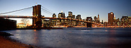 Brooklyn bridge panoramic NYB119A