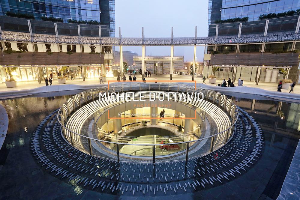 Milano porta nuova michele d 39 ottavio top turin photos - Stazione porta garibaldi indirizzo ...
