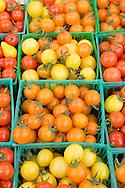 Salinas Valley Heirloom Tomatoes, Old Monterey Farmers Market, California
