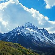Colorado, Mount Sneffels, Dallas Divide, San Juan Mountains