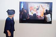 HILVERSUM - Princess Beatrix will open the photo exhibition of Ahmet Polat, Photographer Laureate, at the Museum Hilversum. ROBIN UTRECHT HILVERSUM - Prinses Beatrix opent de foto-expositie van Ahmet Polat, Fotograaf des Vaderlands, in het Museum Hilversum. HILVERSUM - Princess Beatrix will open the photo exhibition of Ahmet Polat, Photographer Laureate, at the Museum Hilversum. HILVERSUM - Prinses Beatrix opent de foto-expositie van Ahmet Polat, Fotograaf des Vaderlands, in het Museum Hilversum. pieter broertjes ROBIN UTRECHTROBIN UTRECHT