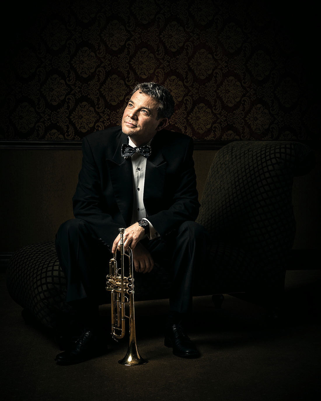 Ryan Anthony Principal Trumpet, Dallas Symphony Orchestra, former member Canadian Brass and International Trumpet Soloist. — © Jeremy Lock/