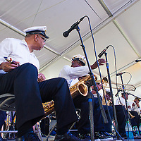 Treme Brass Band, New Orleans Jazz & Heritage Festival 2014