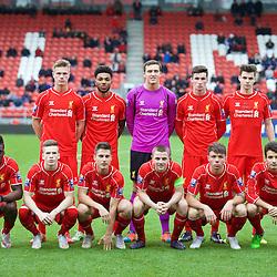 141209 Liverpool U19 v Basel U19
