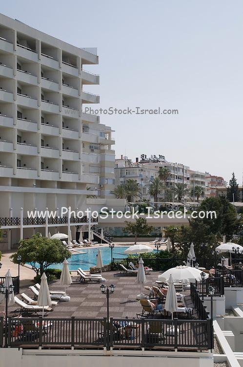 Turkey, Antalya Divan Talya Hotel April 2009