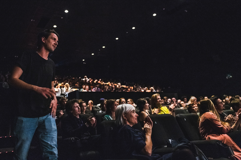 Film Fest Gent - Q&A Etangs Noirs