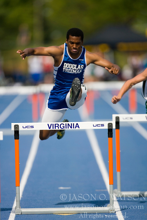 The 2007 Dogwood Track Classic was held at Lannigan Field at the University of Virginia in Charlottesville, VA on April 28, 2007.