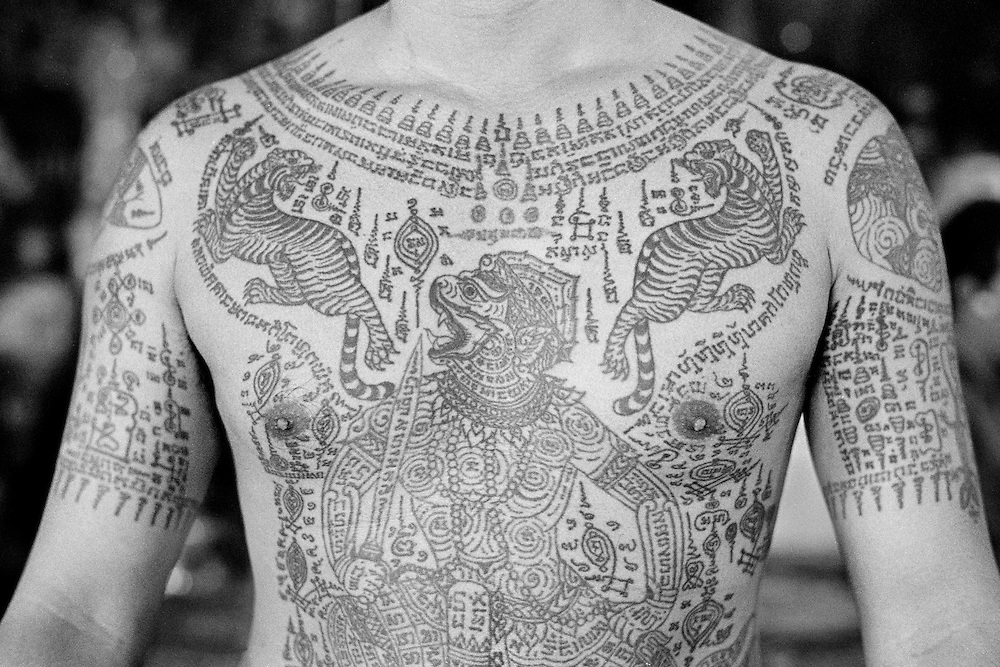 Thai tattoo for Thailand tattoo meaning