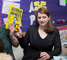 DEC 09 2014 Alison McGovern MP,Labour Shadow Childrens minister