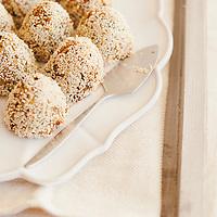Brown Rice Arancini Balls