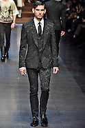 Dolce & Gabanna Men's Fall 2015