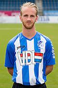 EINDHOVEN - Persdag FC Eindhoven , Voetbal , Seizoen 2015/2016 , Jan Louwers stadion , 22-07-2015 , Jason Bourdouxhe