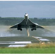 Concorde Take off