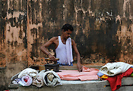 20/12/08 - PONDICHERY - TAMIL NADU - INDIA -  - Photo Jerome CHABANNE