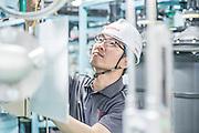 Korea / Icheon / May 2014<br /> <br /> Sk Hynix Plant in Icheon <br /> <br /> <br /> &copy; Daniele Mattioli