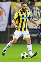 ARNHEM - Vitesse - PSV , Voetbal , Eredivisie , Seizoen 2016/2017 , Gelredome , 29-10-2016 ,  Vitesse speler Guram Kashia