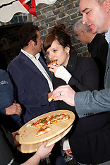 APR 16 2013 Pizza Oven Launch