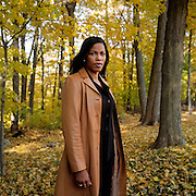 Ilyasah Shabazz is the third daughter of Malcolm X and Betty Shabazz. She is a motivational speaker and the author of a memoir, 'Growing Up X'.