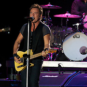 MANCHESTER, TN - JUNE 13:   Bruce Springsteen and the E Street Band perform at the 2009 Bonnaroo Music and Arts Festival on June 13, 2009 in Manchester, Tennessee. Photo by Bryan Rinnert/3Sight Photography