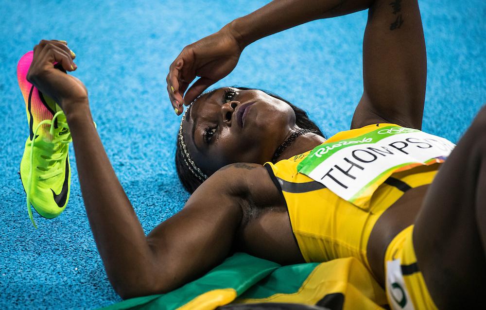 Rio Olympics on August 17, 2016.