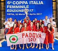 1° - 2° Padova - Messina