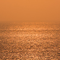 Golden Seascape Atlantic Horizon / wt022