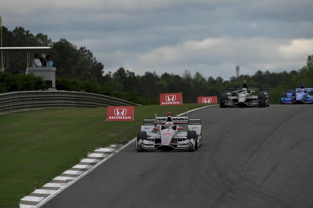 Will Power, Honda Grand Prix of Alabama, Barber Motorsports Park, April 23, 2017, Birmingham, AL  USA