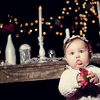 Baby Melody Holiday Mini Session 2014