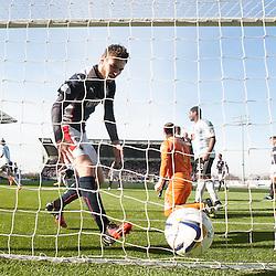 Falkirk v Hearts, Scottish Championship 21/3/2015