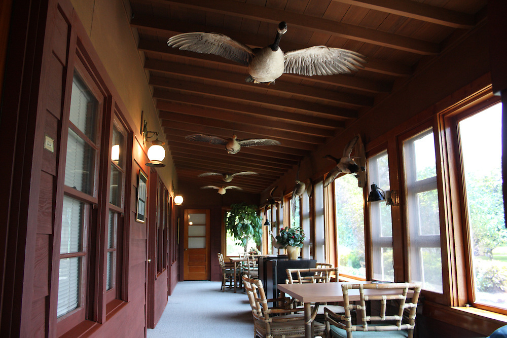Breezeway at White Lake Wetlands Conservation Area