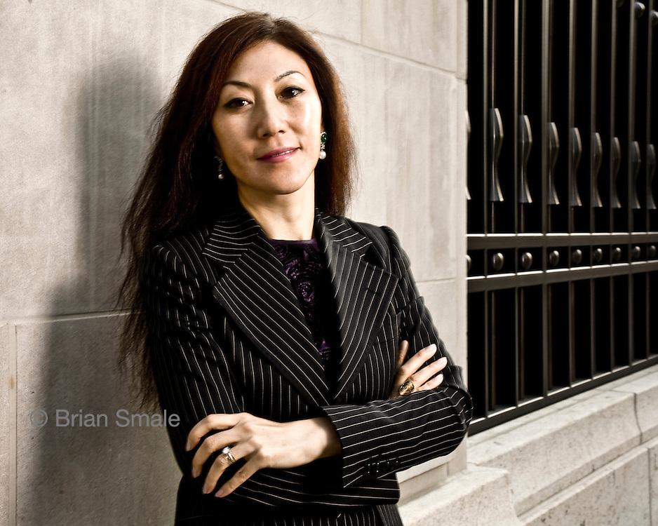 Wei Sun Christianson Ceo Morgan Stanley China Seattle
