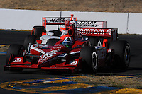 Dario Franchitti, Indy Grand Prix of Sonoma, Infineon Raceway, Sonoma, CA USA