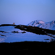 Blåfjella-Skjækerfella national park