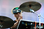 SBTRKT at Lollapalooza