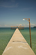 Port in Koh Rong Island, Kingdom of Cambodia. PHOTO TIAGO MIRANDA